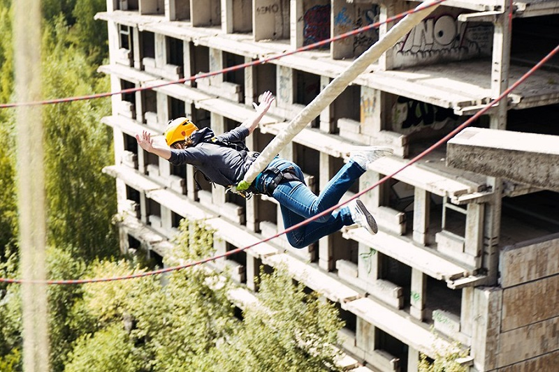 rope jumping в московской области объект - Пятерочка