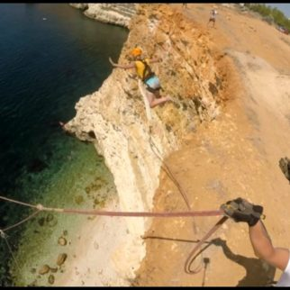 rope-jumping в Крыму фото