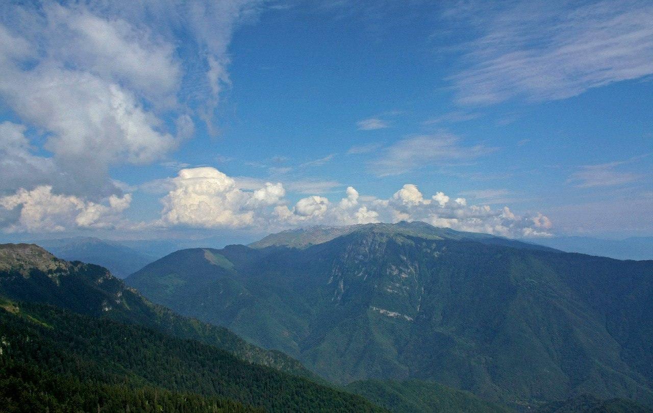 Роупджампинг поездка в горы