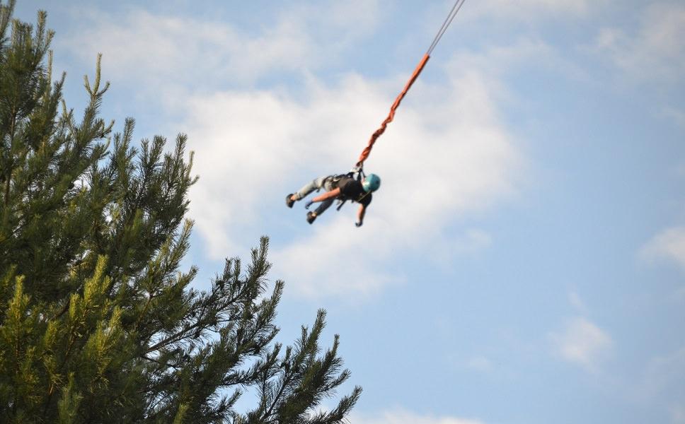 Прыжки с веревкой - Корпуса