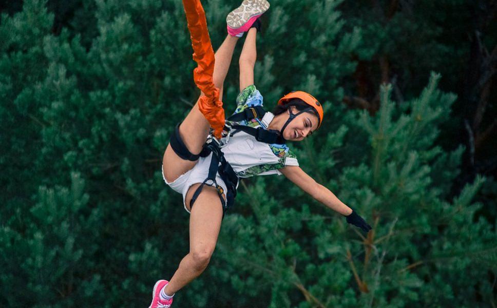 Позитивные прыжки с вышки Корпуса