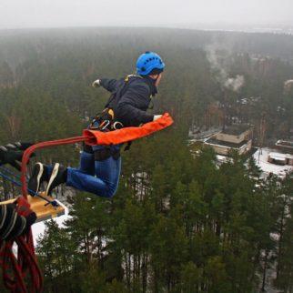 Закрытие сезона прыжков