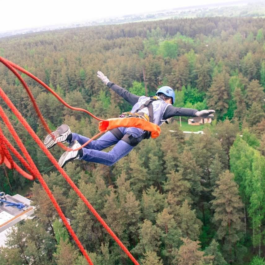 прыжки с веревкой Корпуса