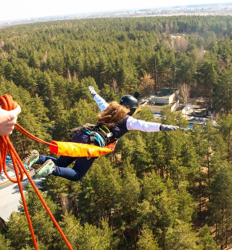 прыжки с вышки 50 метров