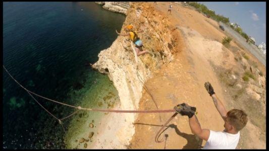 Отпуск с прыжками в Крыму